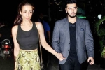 Arjun Kapoor Caught Coming Out Of Malaika Arora Khan's House At Midnight