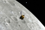 Lost & found: Chandrayaan-1 spotted orbiting moon